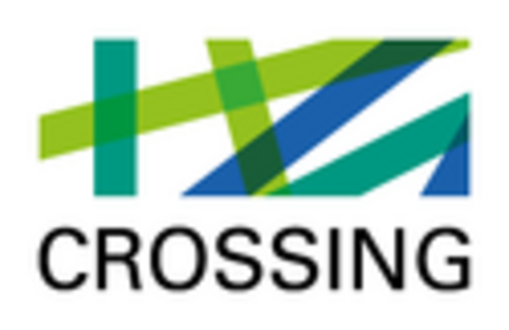 Logo Projekt CROSSING