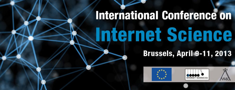 Logo International Conference on Internet Science
