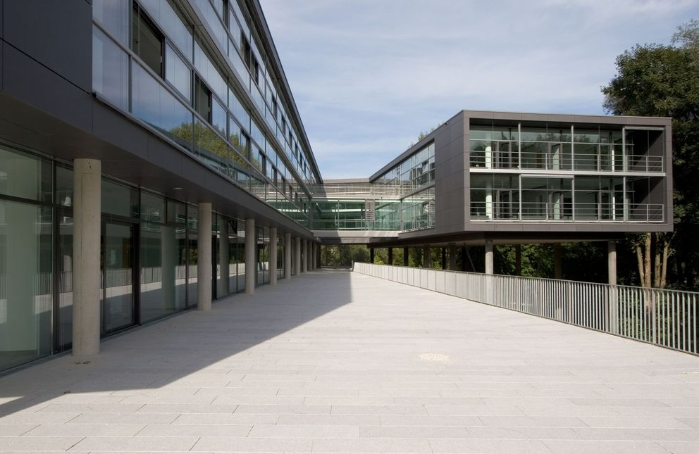 IT-Zentrum und International House (ITZ/IH)