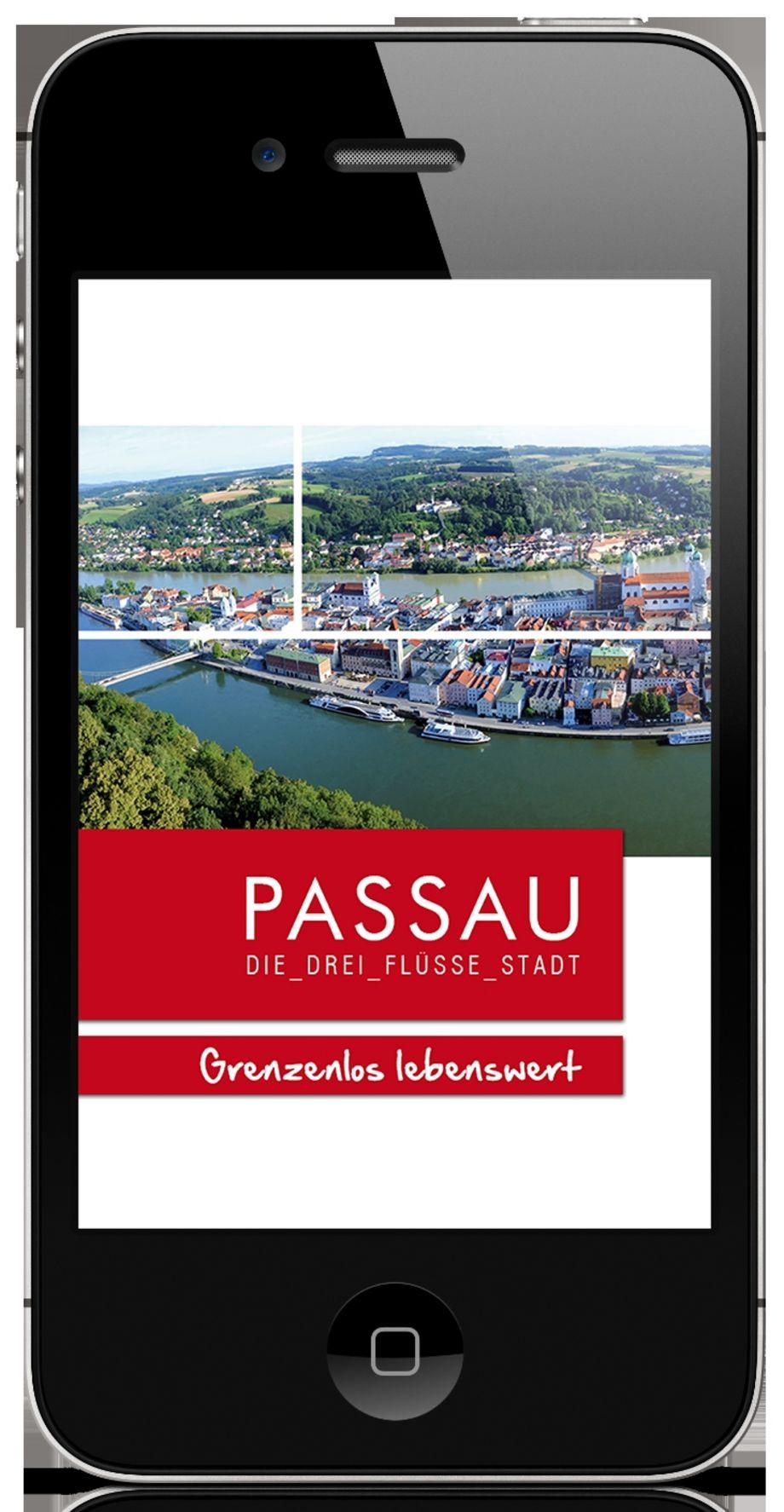 PassauApp: Mobile Anwendung für geo-basierte Informationen