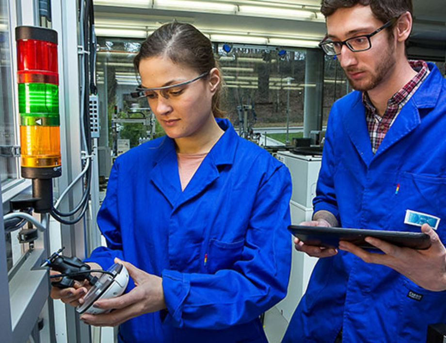Projekt FIND - Konsortium entwickelt Industrielles Internet der Zukunft